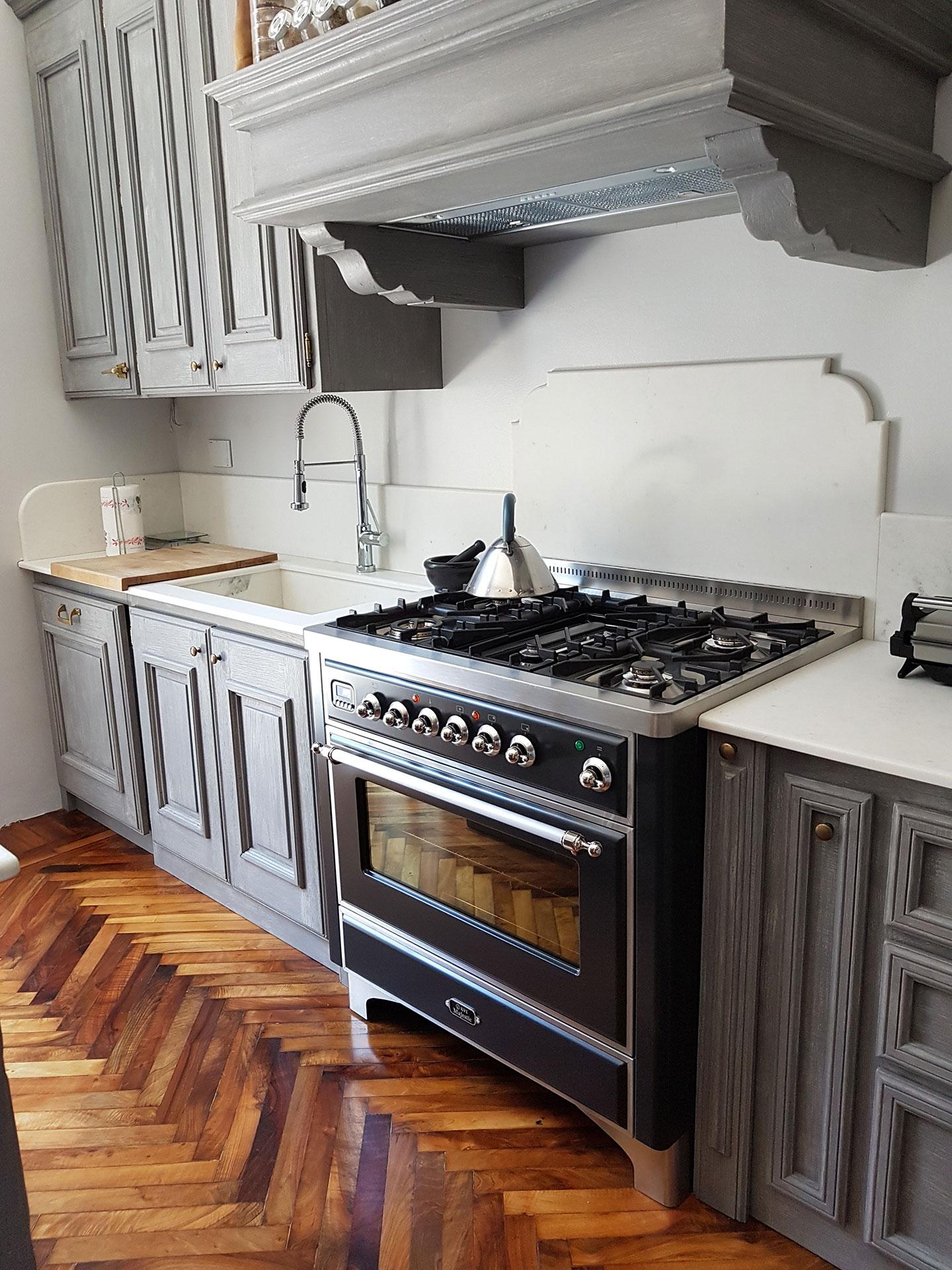 Cucine classiche antares for Cucine classiche