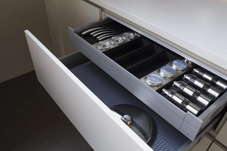 Cucine moderne per chi ama lo stile minimal  Antares